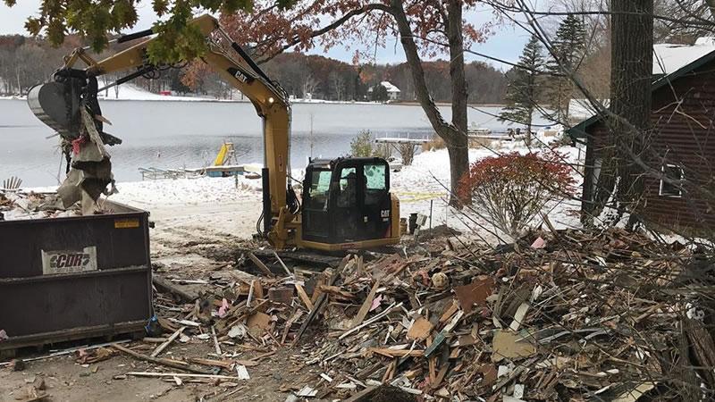 Demolition and Debris Removal
