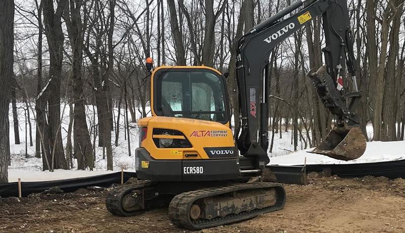 Excavating Company Hastings MI