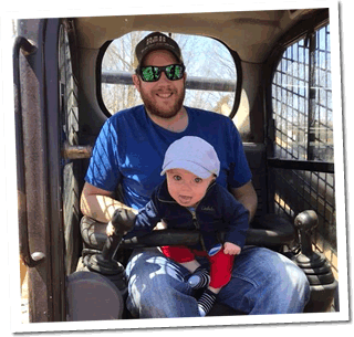 Ryan Groat - Owner of R&H Tractor Services