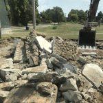 Concrete Demo Hastings, Michigan