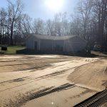 Pole Barn Pad in Battle Creek, Mi