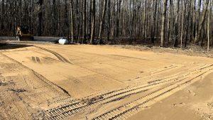 Pole Barn Pad in Battle Creek, Mi Feature